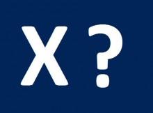 x-bilinmeyen